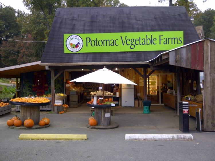 PVF West Roadside Stand